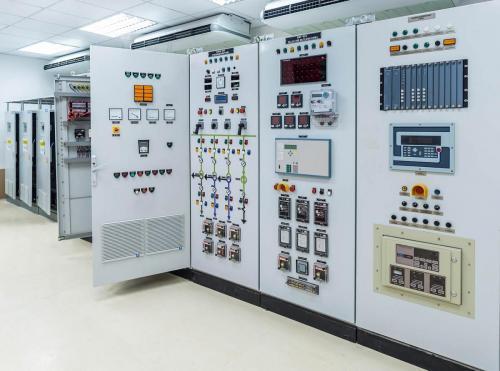 enerji transfer otomasyon panosu